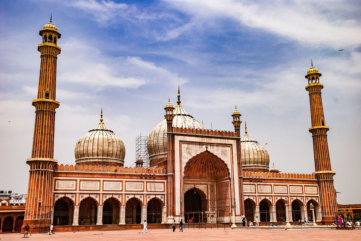 Historical Monuments in Delhi