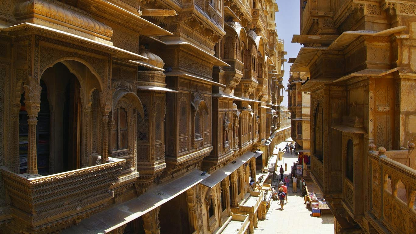 Historical Places of Jaisalmer