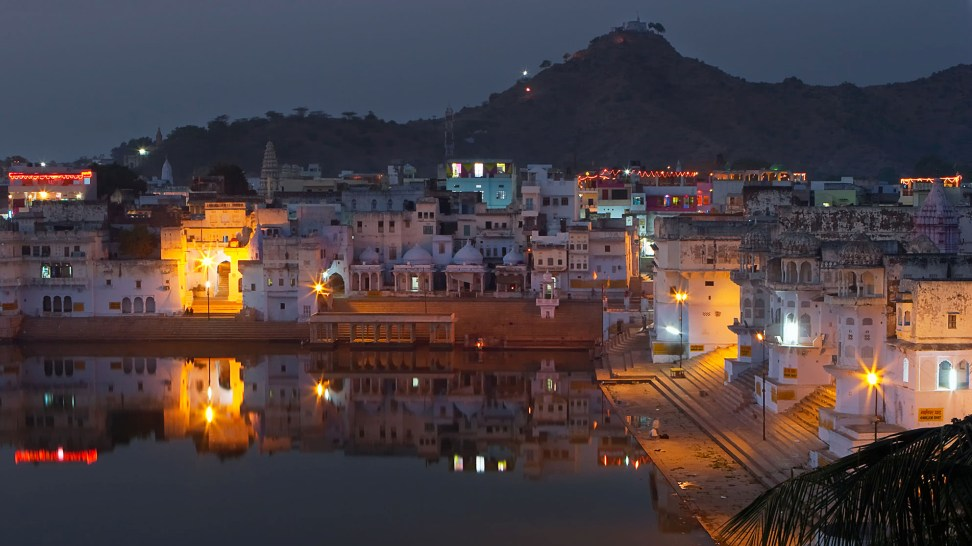 Historical Places in Pushkar
