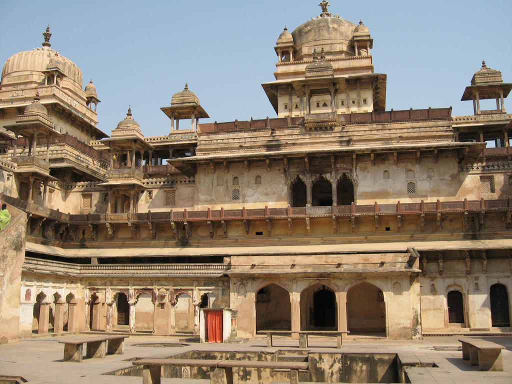 Historical Places in Orchha